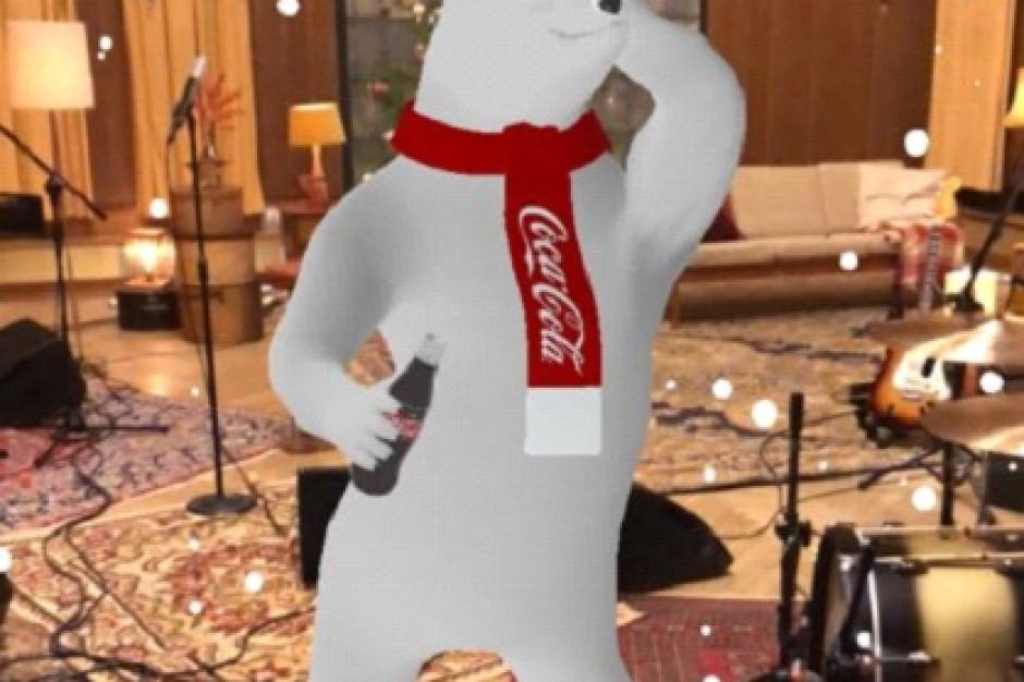 Coca-Cola rusza ze świąteczną kampanią w wirtualnej rzeczywistości