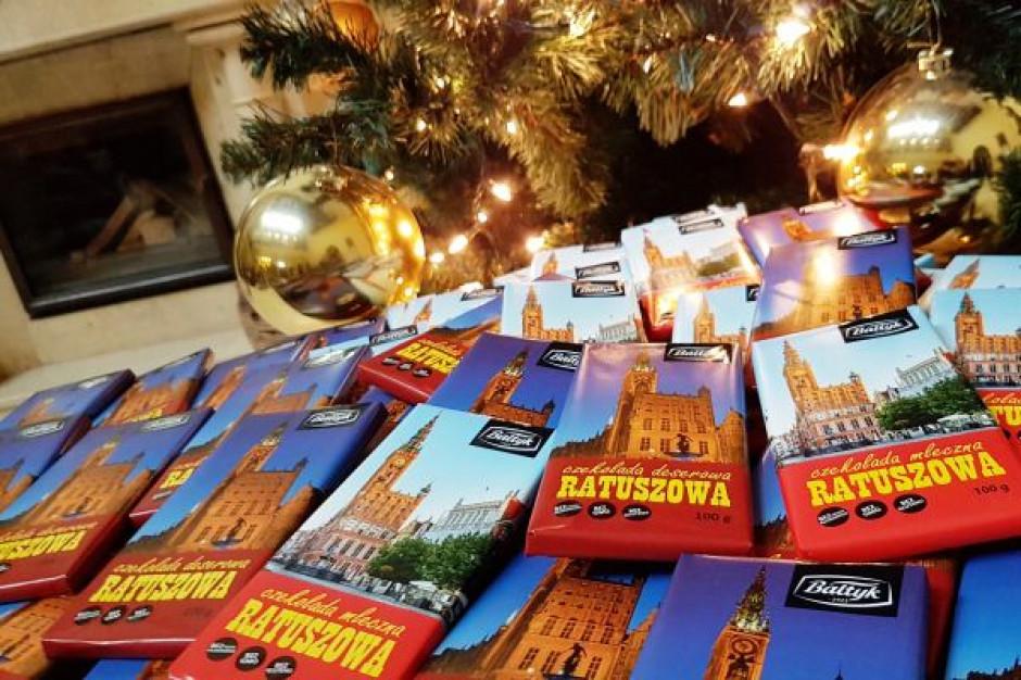 Fabryka Czekolady Bałtyk wspiera świąteczną akcję Fundacji Hospicyjnej