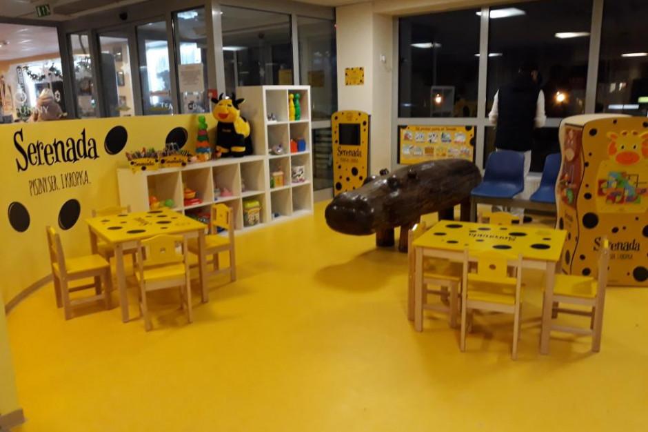 Wiemy gdzie powstaną nowe kąciki zabaw Serenada dla dzieci!