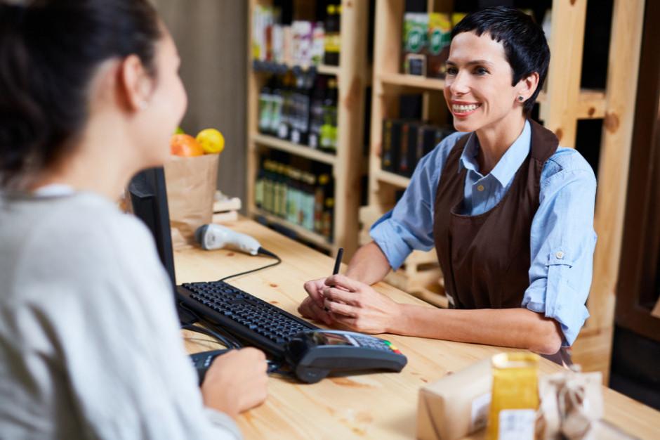 Sprzedaż sklepów małoformatowych w XI wzrosła rdr o 7,5 proc