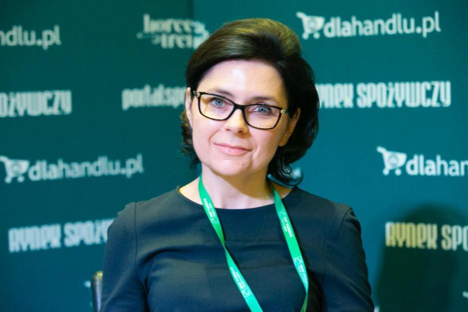 Agnieszka Sokołowska, Biedronka: Redukujemy swój ślad węglowy, organiczamy zużycie plastiku