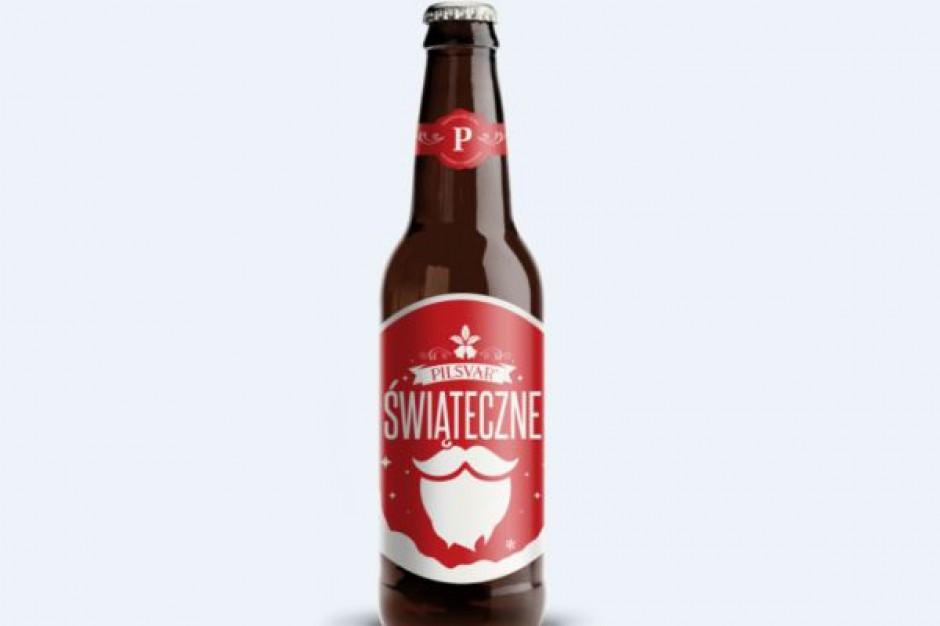 Browar Pilsweizer wprowadza do sprzedaży piwo Świąteczne