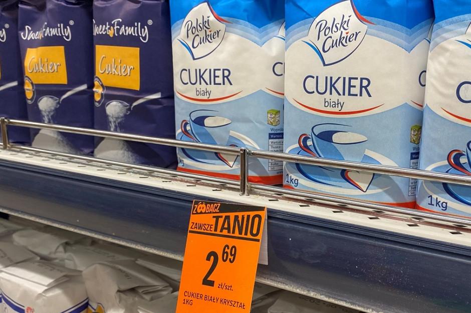 Ceny cukru znowu poszły w górę. Obniżek już raczej nie będzie