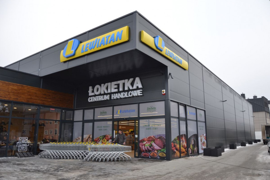Lewiatan planuje otworzyć 200 nowych sklepów