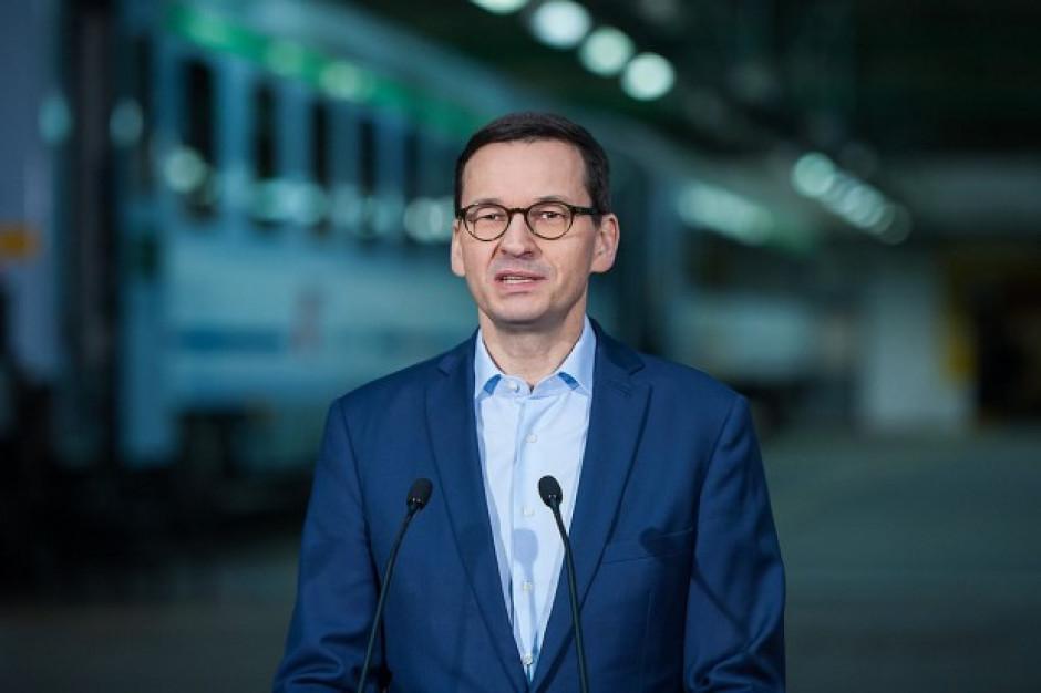 Premier: rząd przyjął projekt budżetu na 2020 rok bez deficytu