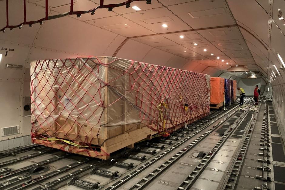 Fracht FWO Polska organizuje dedykowany transport lotniczy do Australii
