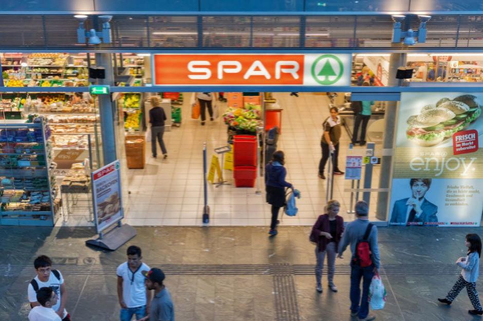 Spar Group chce osiągnąć próg rentowność w Polsce w ciągu 18 miesięcy