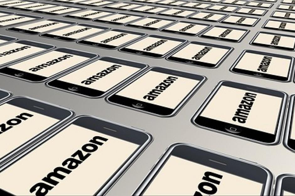 Akcje Amazona odnotowały najwyższy wzrost od stycznia 2019 r.