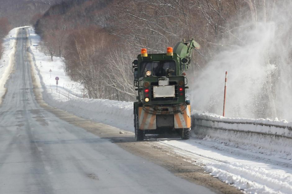 GDDKiA: Wszystkie drogi krajowe są przejezdne
