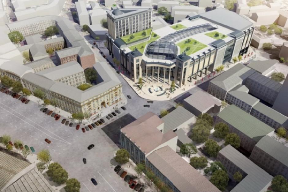 Unibep zbuduje galerię handlową w Charkowie na Ukrainie