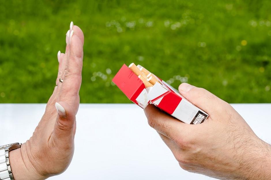 GIS: Nowy rok to dobra okazja do rzucenia palenia