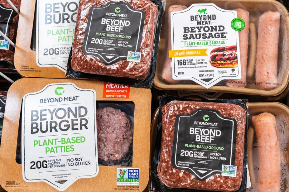 Beyond Meat wprowadzi zamienniki mięsa drobiowego
