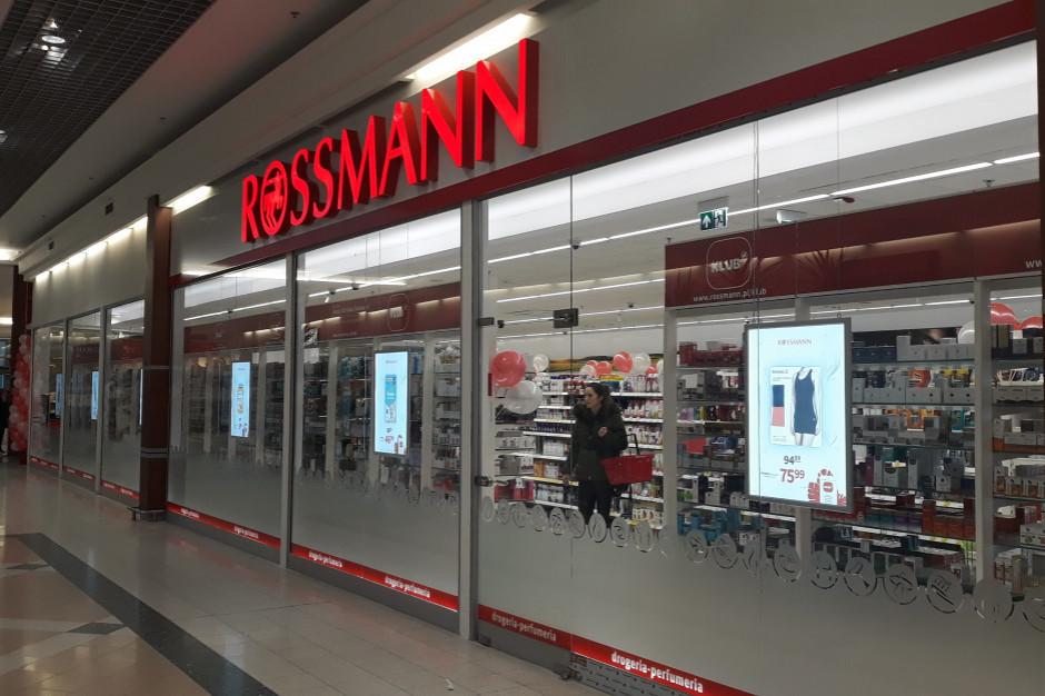 Rossmann wyda 200 mln euro na 200 nowych sklepów