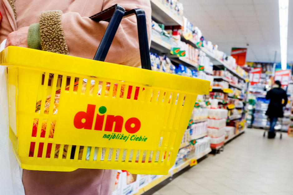 Dino otworzyło w 2019 roku 243 nowe sklepy