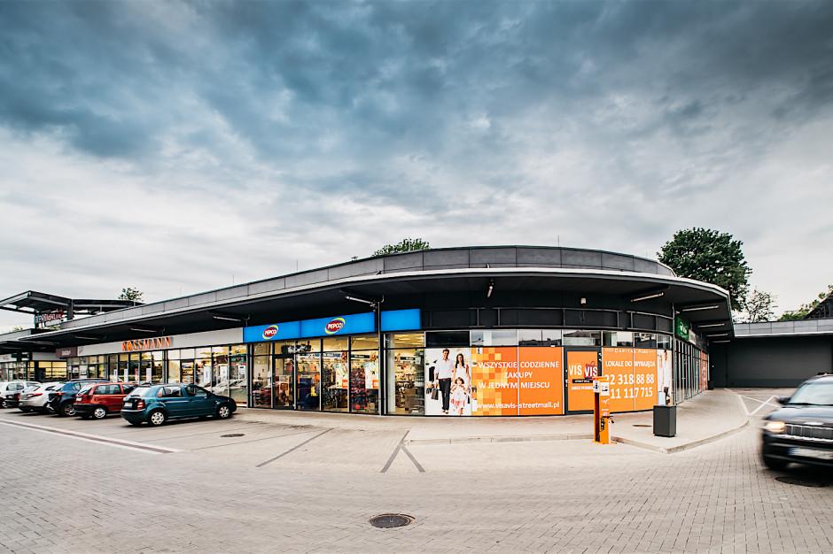 Lidl najemcą pasażu handlowego Vis à Vis w Łodzi