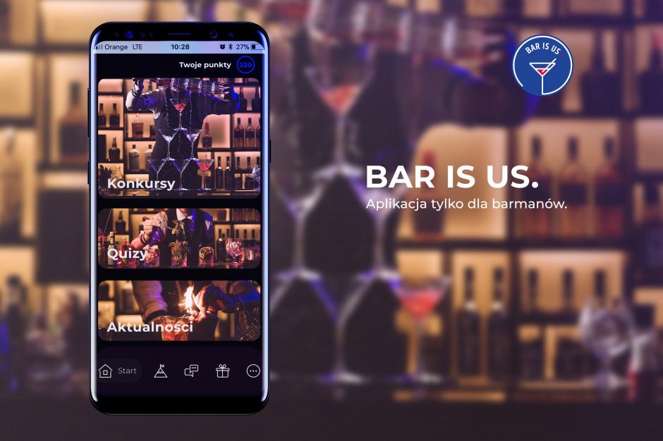Bar Is Us – rusza nowa aplikacja dla barmanów od Stock Polska