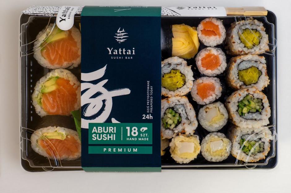 Lidl testuje sprzedaż świeżego sushi