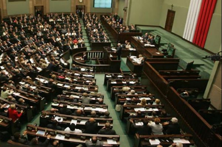 W Sejmie pierwsze czytanie projektu budżetu na 2020 rok