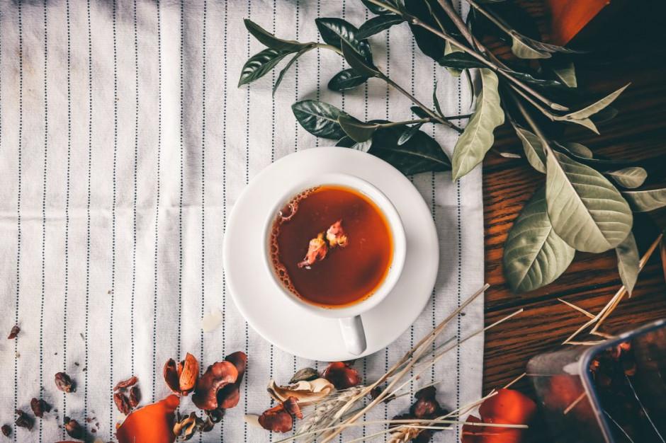 Regularne picie herbaty pomaga żyć dłużej