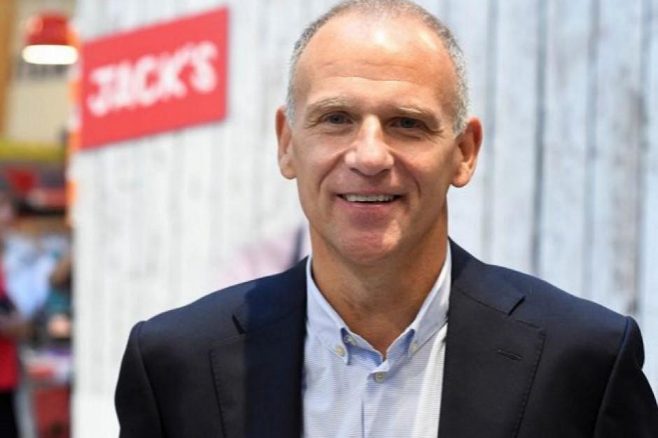Dave Lewis: Będziemy kontynuować transformację Tesco w Polsce