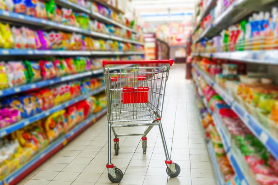 Kradzież w sklepie metodą
