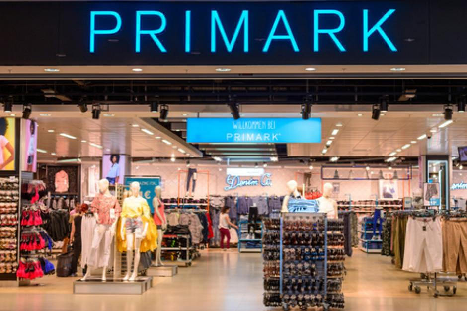 Primark poszukuje pracowników do biura i sklepu w Polsce