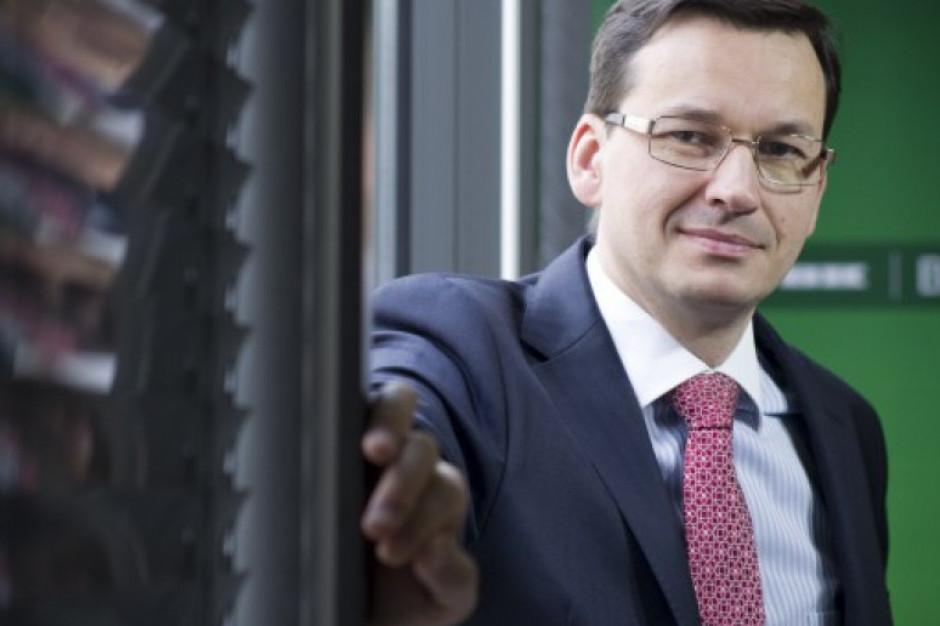 Morawiecki: Mamy rekordową nadwyżkę w handlu zagranicznym w historii