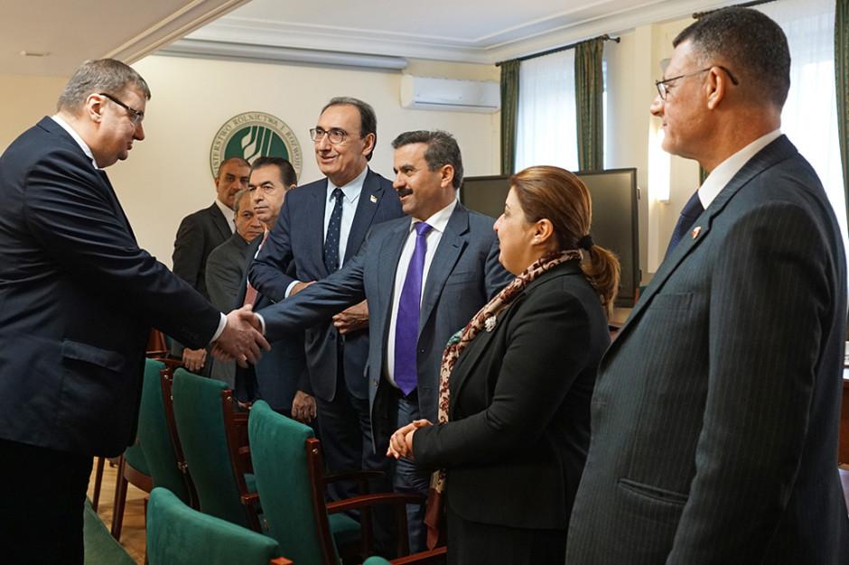 MRiRW prowadzi rozmowy o współpracy z Kurdystanem w sektorze rolno-spożywczym
