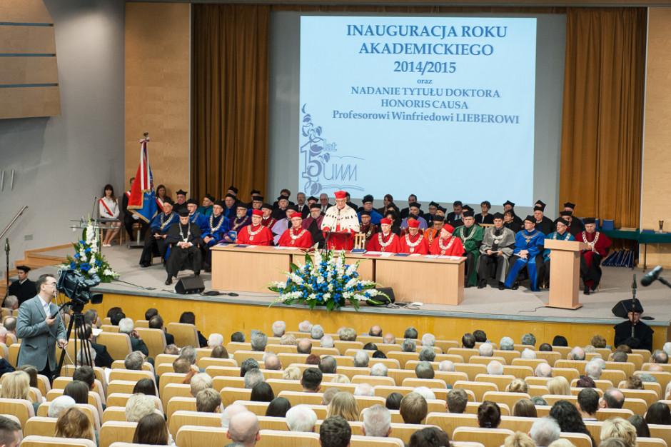 Prof. Ryszard Górecki nie będzie ubiegał się o kolejną kadencję rektora UWM