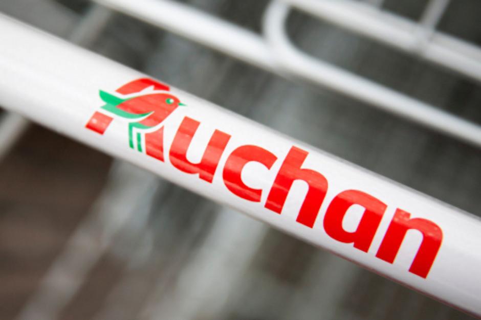 Auchan otworzył na Ukrainie punkt odbioru zamówień online