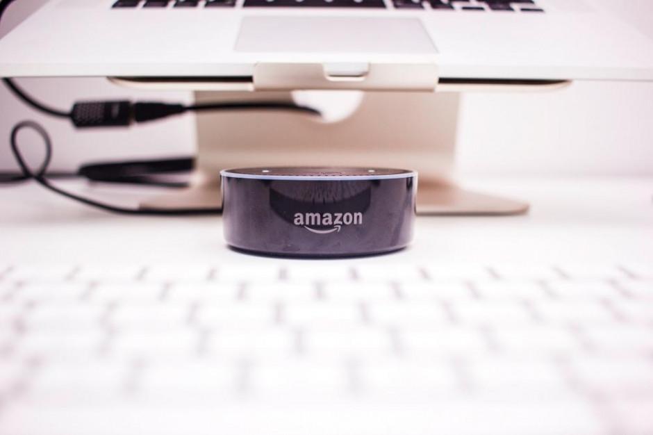 Amazon chce umożliwić płatności za pomocą skanu dłoni