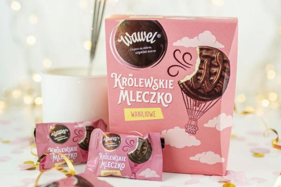 Marka Wawel z nową linią słodyczy Collection