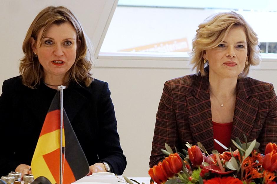 Niemiecka minister: Jesteśmy gotowi pomóc Polsce w zwalczaniu ASF