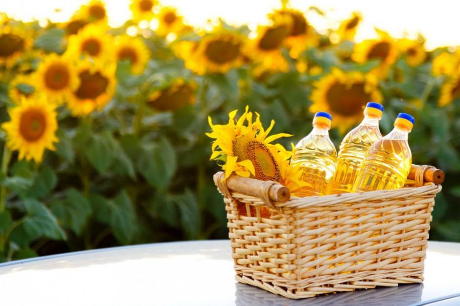 Kernel zwiększa sprzedaż oleju słonecznikowego