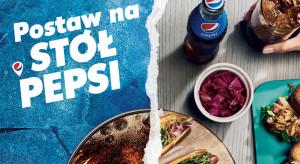 Postaw na Stół Pepsi - nowa akcja promocyjna marki