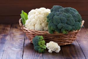 Wzrasta spożycie brokuła względem kalafiora
