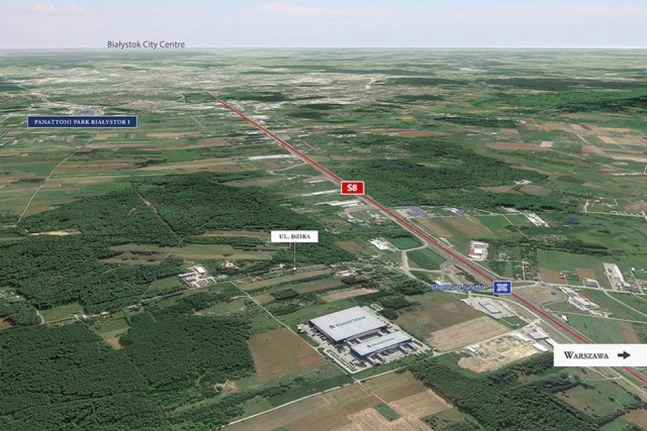 Panattoni Park Białystok I wynajęty w całości. Deweloper zapowiada budowę drugiego centrum
