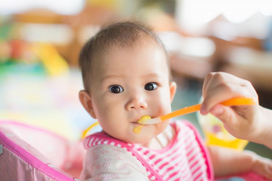 Rodzice dzieci do drugiego roku życia częściej sięgają po żywność ekologiczną