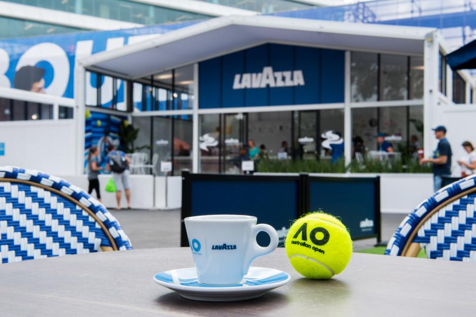 Australian Open 2020: Lavazza po raz piąty wraca na korty tenisowe Wielkiego Szlema