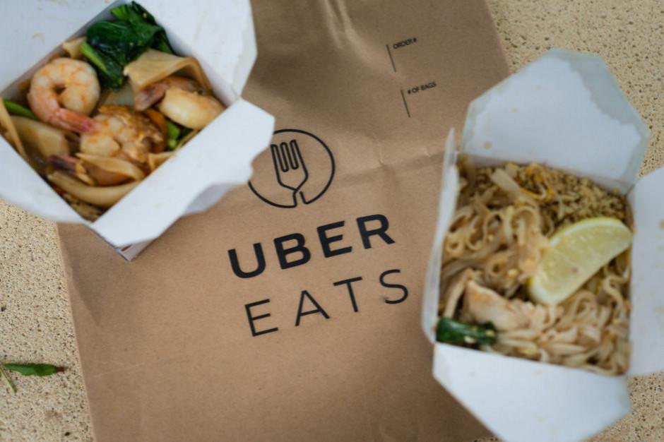 Uber Eats najpopularniejszą aplikacją do zamawiania jedzenia w 2019 roku