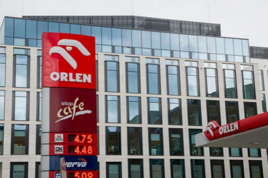 PKN Orlen sprawdzi wartość swoich marek