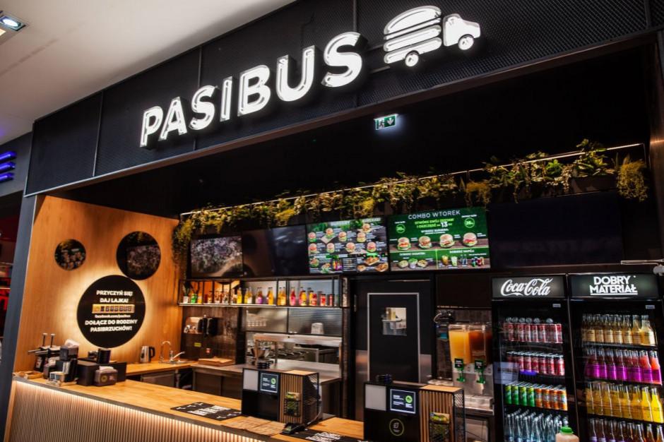 Agora angażuje się w rozwój sieci Pasibus