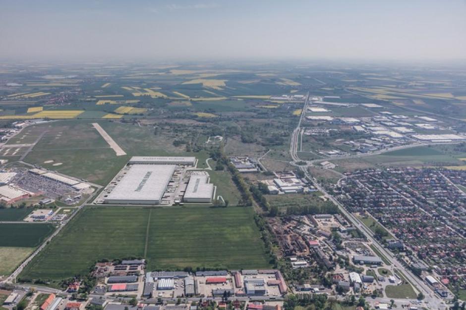 Panattoni rozbudowuje Legnicę