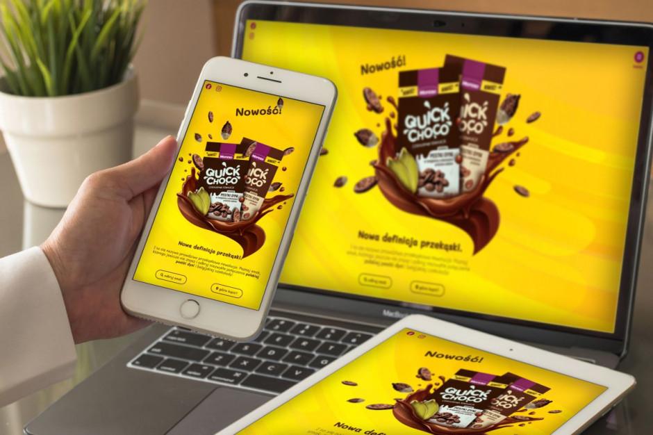 Moreso wystartowało z ogólnopolską kampanią promującą nową linię przekąsek Quick Choco