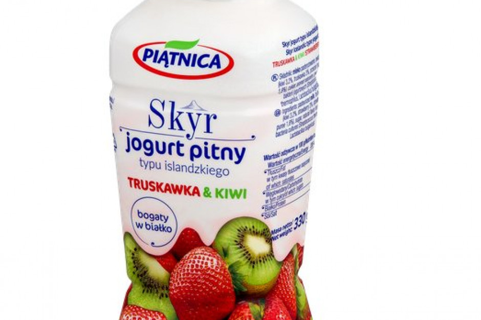 Nowa kampania jogurtu islandzkiego Skyr