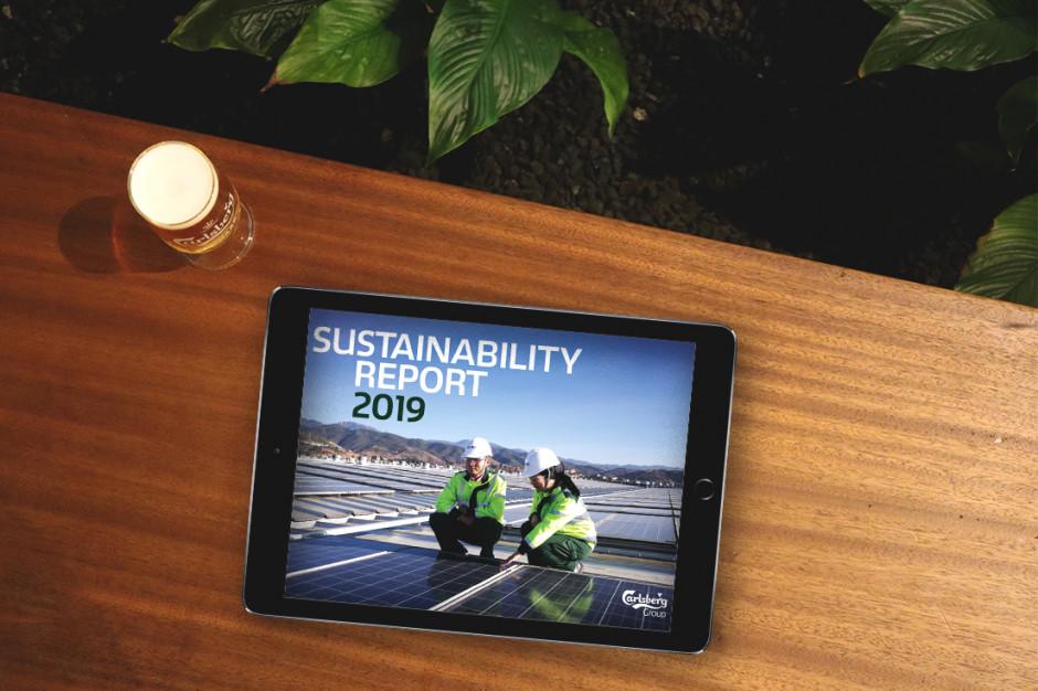Grupa Carlsberg: Redukcja emisji dwutlenku węgla i zużycia wody