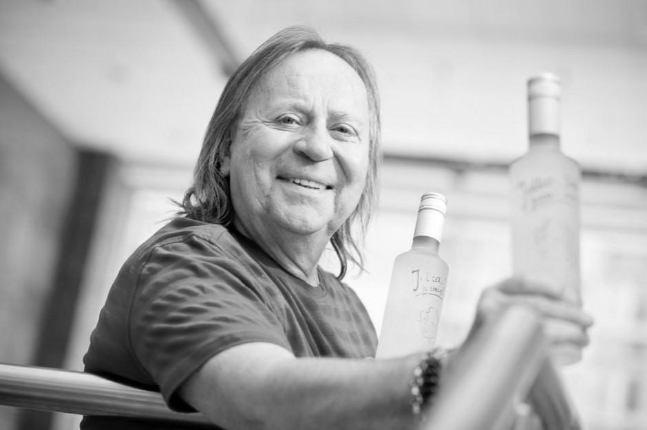 Nie żyje Romuald Lipko, członek Budki Suflera, kompozytor i m.in. producent alkoholi