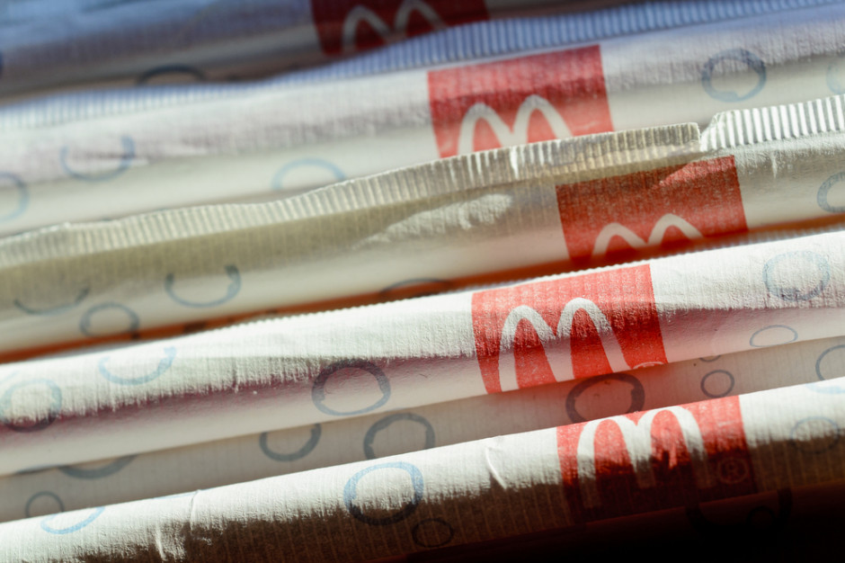 McDonald's: Nowe papierowe słomki nie obniżają komfortu konsumpcji (wideo)