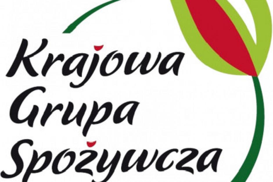 Krajowa Grupa Spożywcza ma zarejestrowane logo