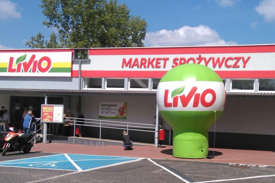 Livio: Kolejne sklepy zasilają regionalne oddziały sieci